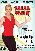 Gin Miller's Salsa Walk Bonus DVD