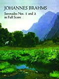 Serenades Nos. 1 and 2 in Full Score (Dover Music Scores)