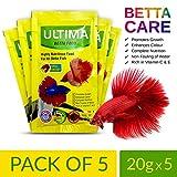 Taiyo Ultima Betta Fish Food (20 g) - Pack of 5