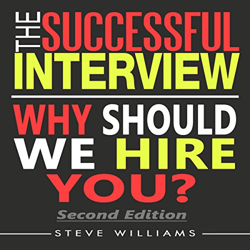The Successful Interview cover art