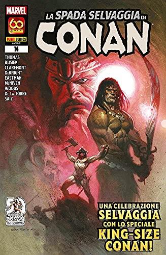 Fumetto La espada salvaje de Conan N° 14 – Panini Comics – Italiano