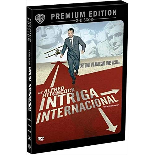 Intriga Internacional [DVD]