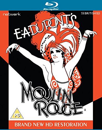 Moulin Rouge [Blu-ray] [UK Import]