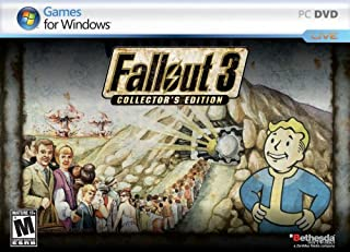 Fallout 3 Collector's Edition (B0016BVYDY) | Amazon price tracker / tracking, Amazon price history charts, Amazon price watches, Amazon price drop alerts