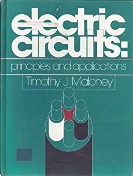 Hardcover Electric circuits: Principles and applications Book