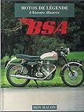 Motos de légende BSA
