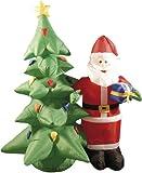180cm großer Baum mit LEDs - Angebote: