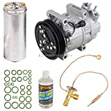 Nissan Maxima A/C Compressor Clutches & Components - For Nissan Maxima & Infiniti I30 AC Compressor w/A/C Repair Kit - BuyAutoParts 60-80188RK New