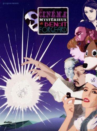 Benoit Forgeard: Mysterious Cinema: 8 Film Collection (Steve Andr / Laikapark pisode 0 / Laikapark pisode 2 / La course nue / Belle-le-en-Mer / L'Antivirus / Respect / Colos...)