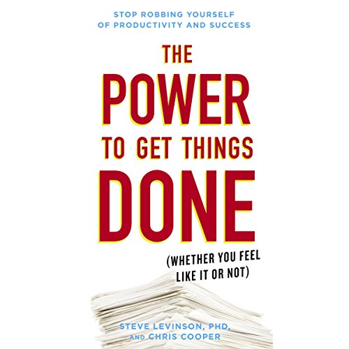 The Power to Get Things Done cover art