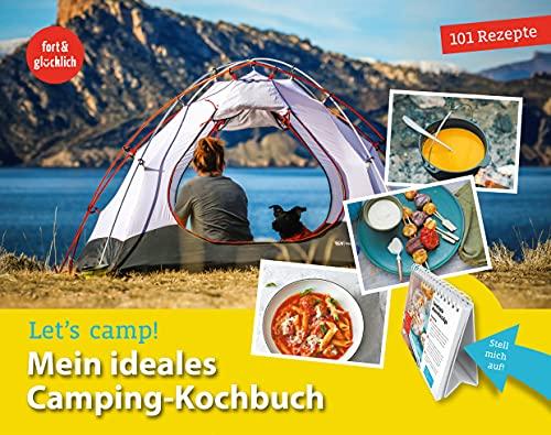 Let\'s camp! Mein ideales Camping-Kochbuch: 100 Lieblingsrezepte im praktischen Aufstell-Format