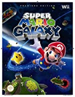 Super Mario Galaxy - Official Game Guide d'Unknown