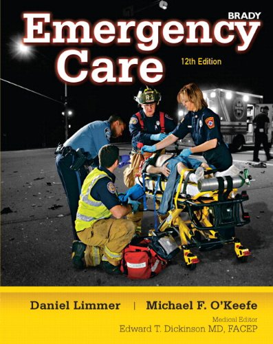 Emergency Care Textbook + Workbook + Resouce Central EMS...