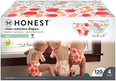 20% off Diapers and Wipes from The Honest Company