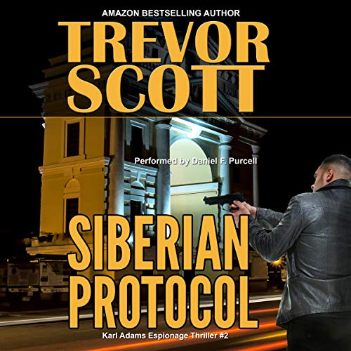 Siberian Protocol audiobook cover art