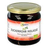 Aurica Bio - Melassa di canna da zucchero, sciroppo non raffinato, 450...