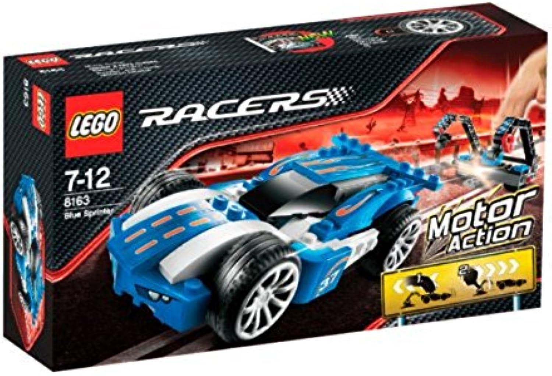 LEGO Racers 8163  bluee Sprinter
