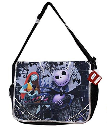 Disney Tim Burtons The Nightmare Before Christmas Large Messenger Bag