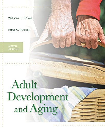 Adult developing and aging