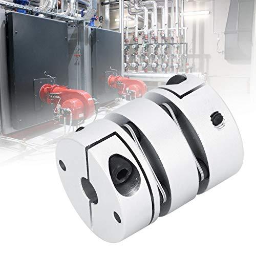 Acoplamiento, resistente y ligero Conector de acoplamiento de aleación de aluminio, para maquinaria minera Maquinaria de impresión Maquinaria química Maquinaria petrolera