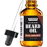 Spiced Sandalwood Beard Oil & Leave In Conditioner by Ranger Grooming...