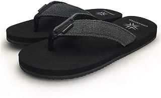 Men Casual Flip Flops Big Size 41 46 Home/Beach Slippers Man Summer Flat Shoes Black Brown