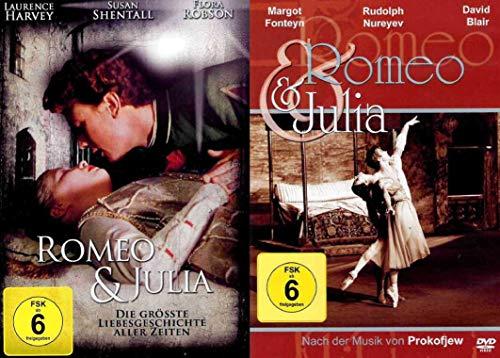 Romeo und Julia Fan Edition 2 DVDs