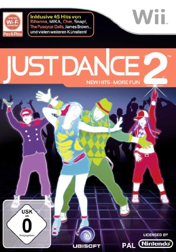 Just dance 2 [import allemand]