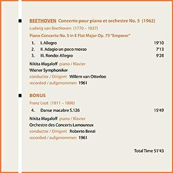 Milestones of a Piano Legend: Nikita Magaloff, Vol. 4