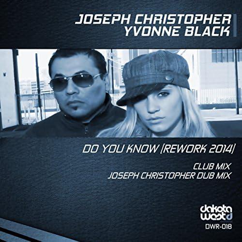 Joseph Christopher & Yvonne Black