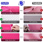 Metronic Pink Bubble Mailers 50 Pack, 6×10 Bubble Poly Mailers, Self-Seal Shipping Bags, Padded Envelopes, Bubble…