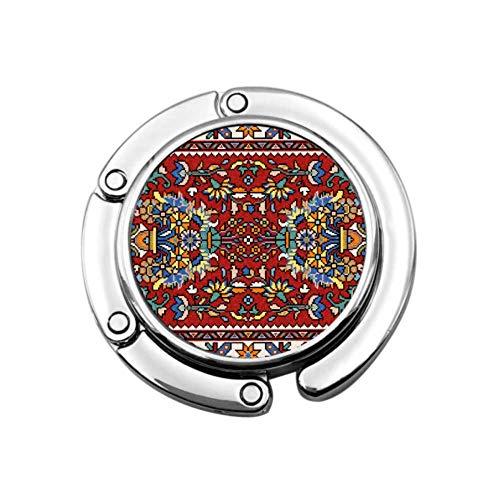 Colorido mosaico oriental alfombra tradicional folk pequeño percha bolso de mujer diseños...