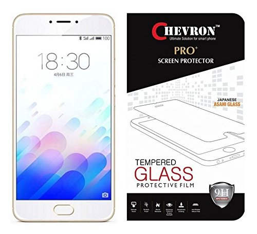 Chevron 2.5D 0.3mm Pro+ Tempered Glass Screen Protector For Meizu m3 note