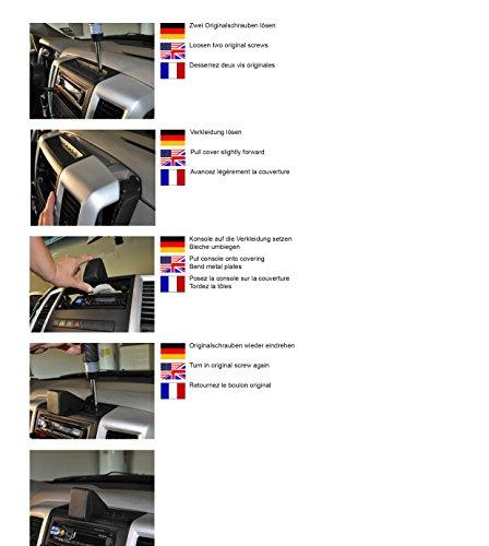 KUDA 058135 Dodge Ram vanaf 2011+ USA