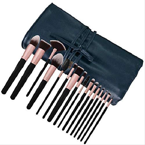 JICIMAOYI High-end 16 Make-up Pinsel Set Lidschatten Erröten Make-up Pinsel Nut Flüssige...