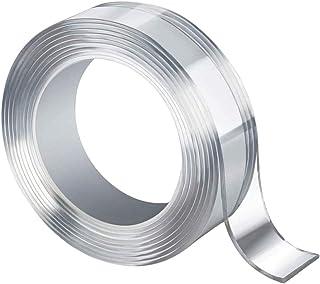 ケンコバハンズ 両面テープ 超強力 透明 多用途 幅30mm×長さ3m×厚み2mm 強力 粘着 (幅30mm×3m)...