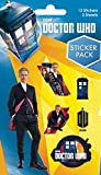 Doctor Who Sticker Pack , 11x18 cm
