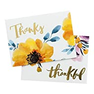 DaySpring Thank You Notes - Watercolor Floral - 18536