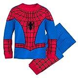 Marvel Spider-Man Costume PJ PALS for Boys Size 6 Multi