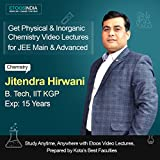ETOOSINDIA JEE Complete Inorganic & Physical Chemistry for Main & Advanced by JH Sir