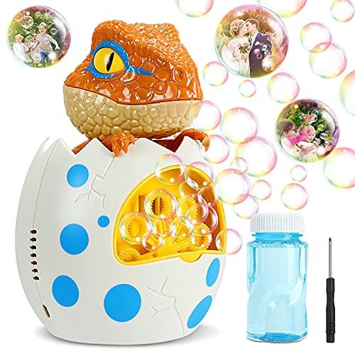 Dino Bubble Machine Bubble Blower