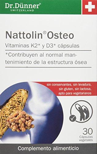 Dr. Dünner Nattolin Osteo Complemento Alimenticio - 34 gr