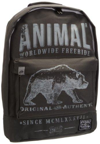 Animal Rucksack Grau one Size