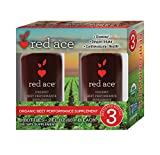 Red Ace 100% Organic Beet Performance Juice Shot Supplement, 3 Beets Packed into Each Bottle, no...