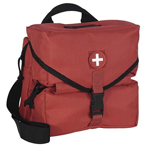 VooDoo Tactical 15-9586016000 Medical Supply Bag, Red