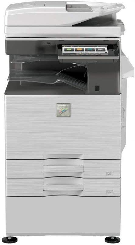 Sharp Color Laser MX-6070N Copy, Print, Scan, Auto Duplex