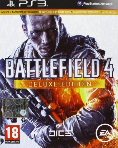 Battlefield 4 (Deluxe Edt.)