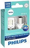 Philips 1141 Ultinon LED Bulb (White), 2 Pack
