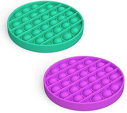 Push Pop it Bubble Sensory Fidget Toy Autism Special Needs 2021