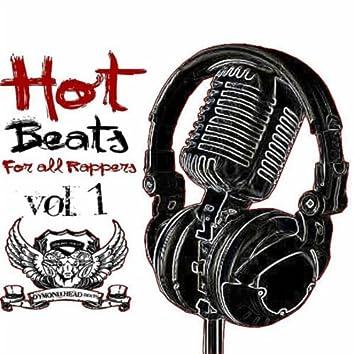 Hot Beats for All Rappers, Vol. 1 Cheap Rap Instrumentals
